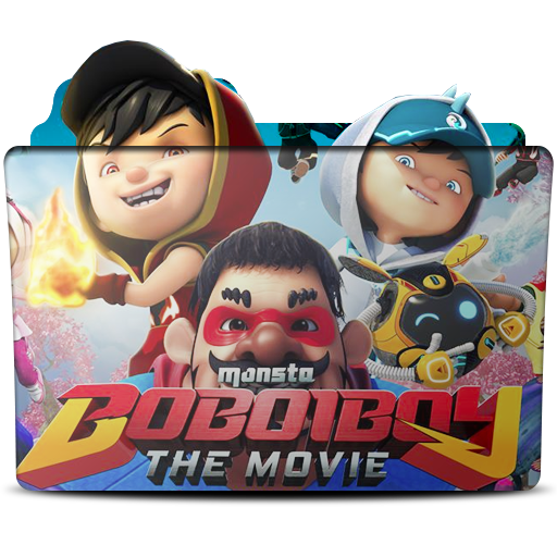 Boboiboy The Movie 2016 Foldericon By Ahmadadliey On Deviantart