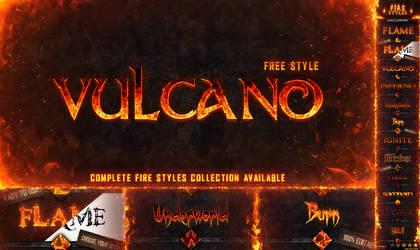 Vulcano Style !FREE! by L-a-g-g-y