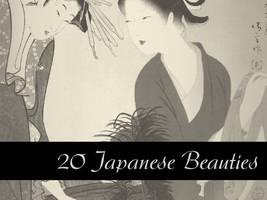 20+ Japanese Beauties by remittancegirl
