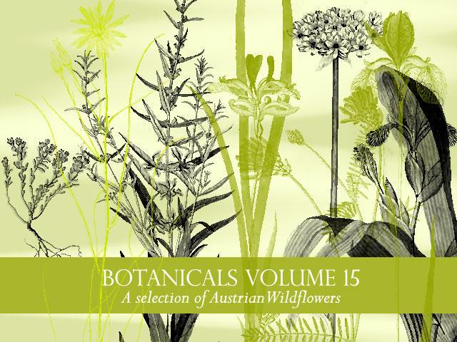 Botanicals Vol 15 by remittancegirl