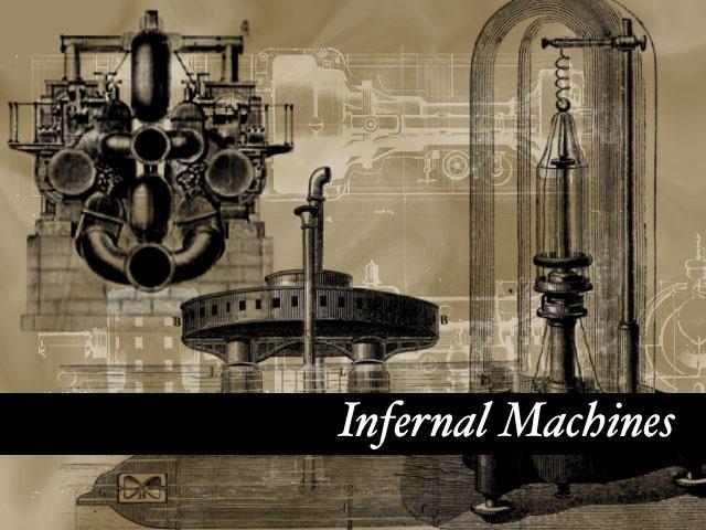 Infernal Machines by remittancegirl