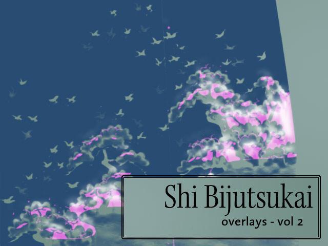 Shin-Bijutsukai: overlays 2