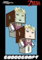 Princess Zelda by Flames2Earth