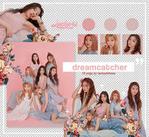 png pack / DREAMCATCHER - BNT photoshoot 2018