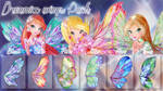 PACK - Dreamix wings - 2D and Couture
