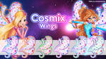 COSMIX WINGS - Pack