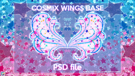 COSMIX WINGS - Base | Show Version by Feeleam