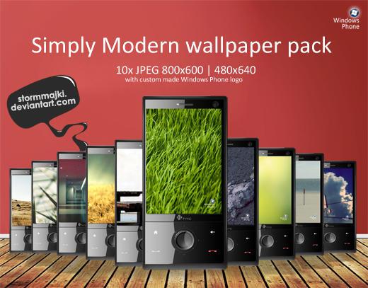Simply_Modern_Mobile by stormMajki