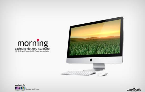 morning_wallpaper