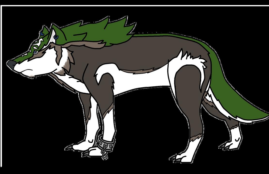 Wolf Link by sonicxjones