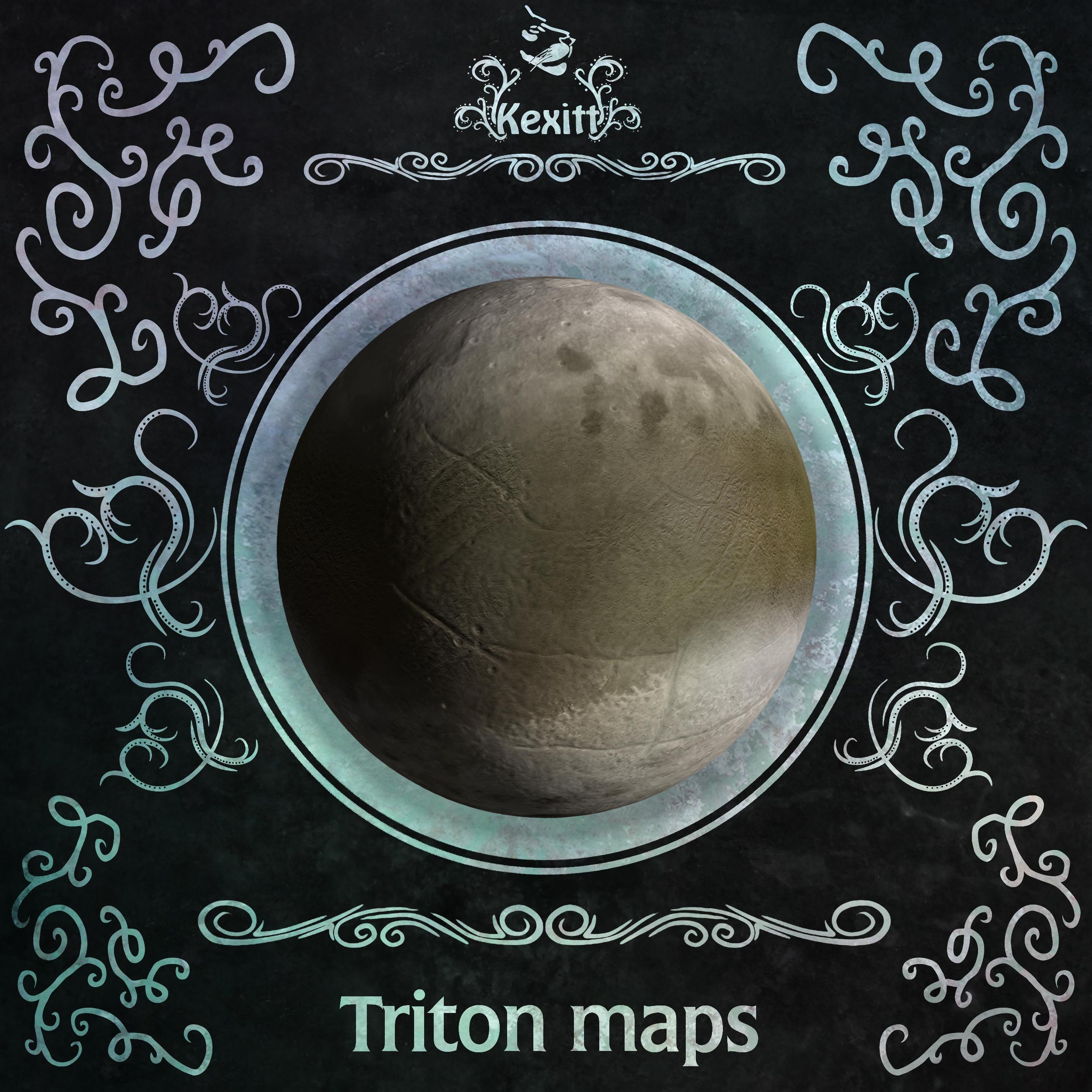 Triton maps