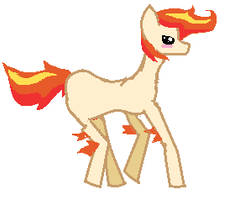 Ponyta Danceing