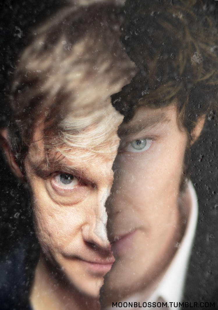 Omegle Conversation - Sherlock and John text by Strange-Laughter