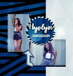Pack Png 312 | SISTAR | Hyolyn | #2