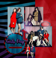 Pack Png 320 | Girl's Day | #2