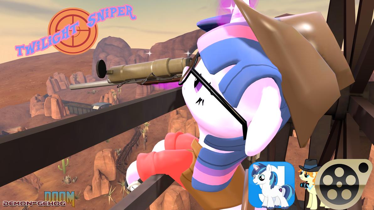 meet the sniper parody of twilight