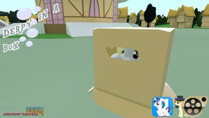 [DL] Derpy in a box