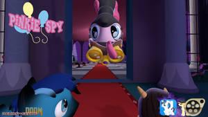 [DL] Pinkie spy
