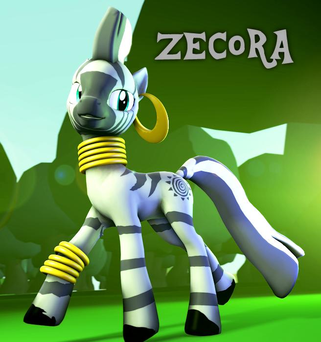 [DL]Overhauled Zecroa by BeardedDoomGuy