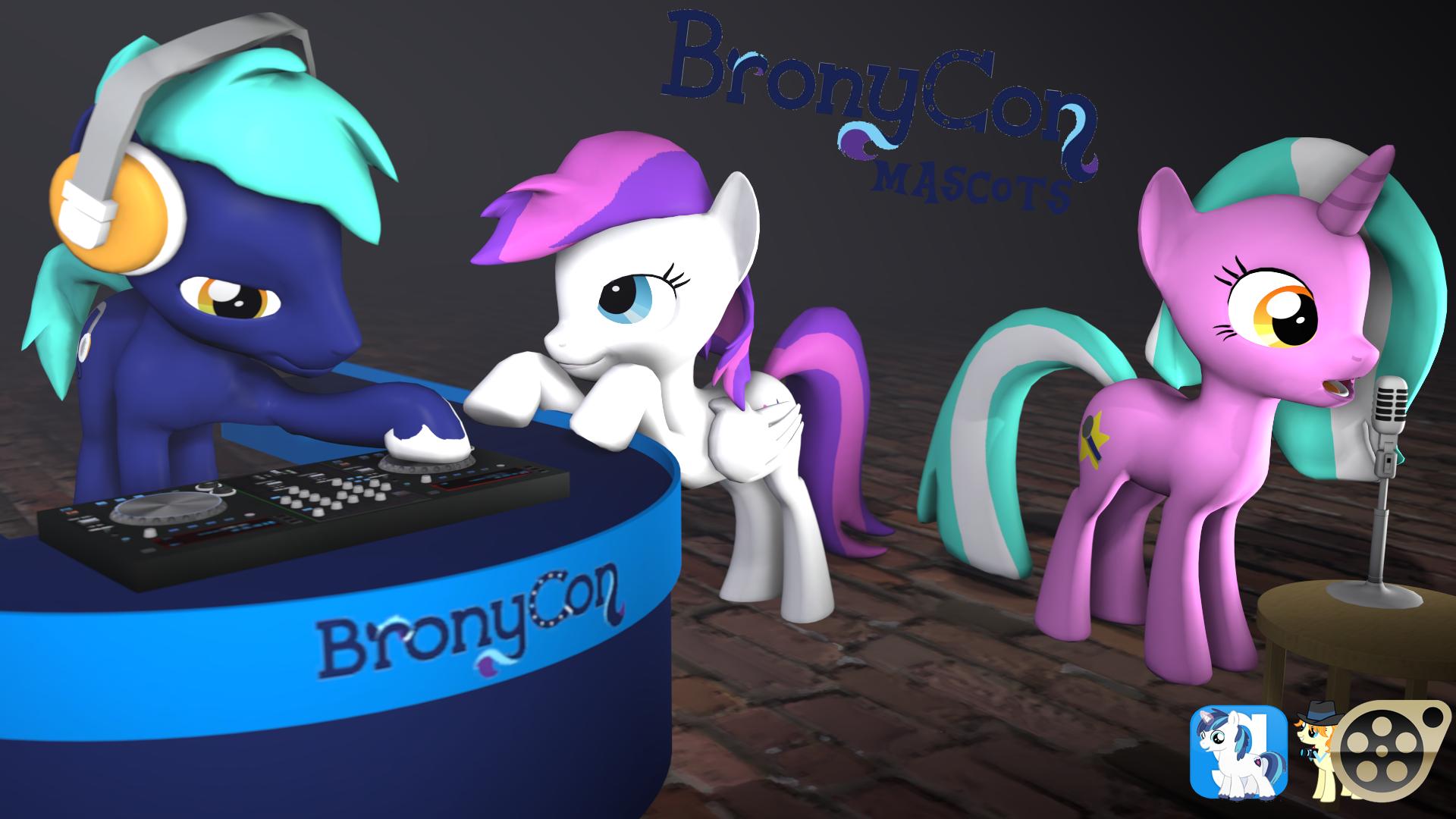 [DL] Bronycon Mascot by BeardedDoomGuy on DeviantArt