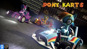 [DL] Pony Karts