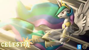 [DL] New Overhual Princess Celestia