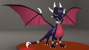 [DL] Cynder the dragon
