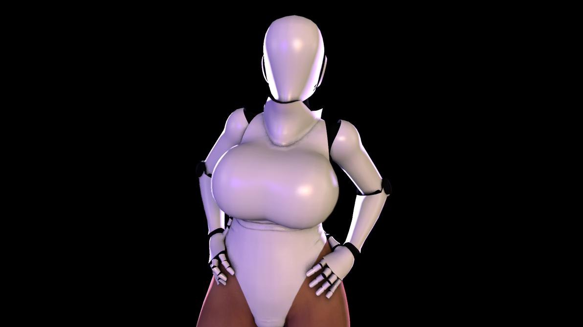 Смотреть порно с роботами doppelganger