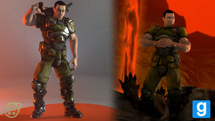 [DL] Doom 3 Guy