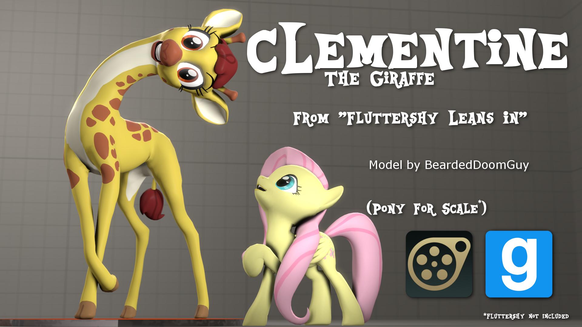 [DL] Clementine the giraffe