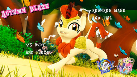 [DL] Autumn Blaze