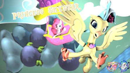 [DL] Princess Skystar