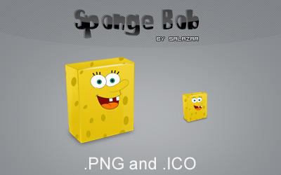 Sponge Bob by Salazar