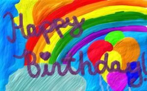 Birthday Cake by lM-BATMAN