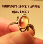 Amber ring pack 1