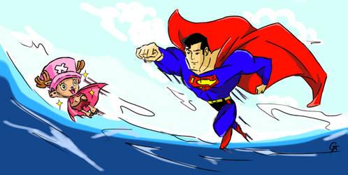 Supermen by AlexandraAlex