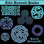 Celtic Knotwork Brushes