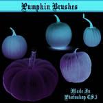Pumpkin and Jackolantern Brush