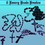 rosary bead brushes
