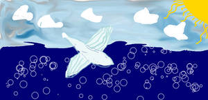 Sailfin Flyingfish