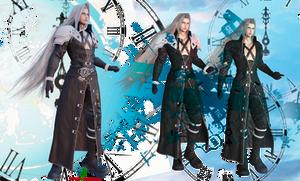 Final Fantasy 7 Remake - Sephiroth