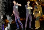 Fatal Frame IV - Choushiro Kirishima by RisingAlyx