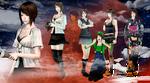 Fatal Frame 4 - Misaki Asou by RisingAlyx