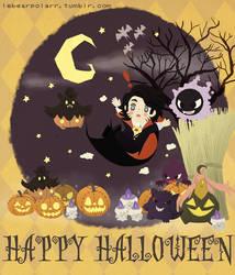 Happy Halloween 2014 by Annachuu