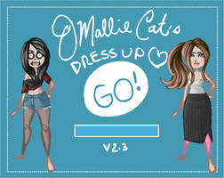 OMallie Cat's Dress Up (v3.0) by OMallieCat