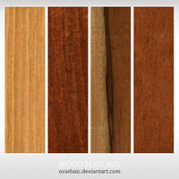 Wood Textures by ovarbaic