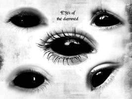 Damnation eyes by Achlys-AvgrunnFeil