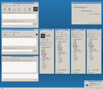 Classique Windows for Trillian by euphoricallydead