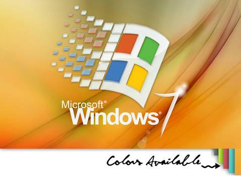 Windows Seven Retro