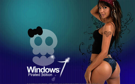 Win 7 Pirated Edition
